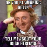 Five Hilarious Memes in Celebration of St. Patrick's Day